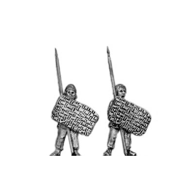 Levy spearman, spear upright (18mm)