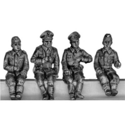 German staff car set (20mm)