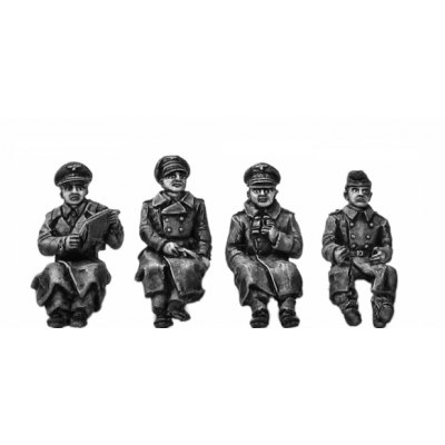 German staff car - overcoats (20mm)