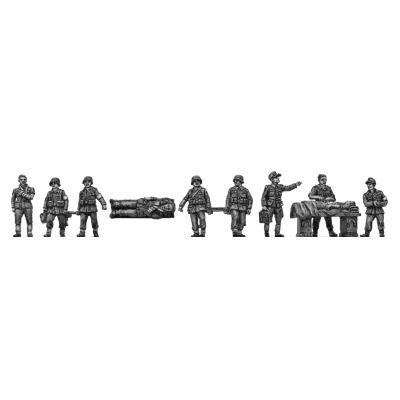 German Field Dressing Station (20mm)