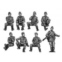 Soviets sitting (20mm)