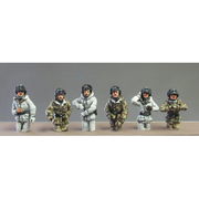 Panzertruppen Winter commanders (20mm)