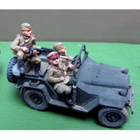 GAZ jeep crew (20mm)