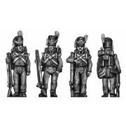 Flank Company, order arms (18mm)