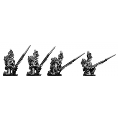Flank Company, kneeling (18mm)