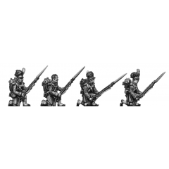 Centre Company, kneeling (18mm)