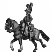 British Household Cavalry officer (18mm)