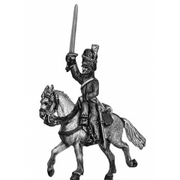 2nd Dragoons Scots Greys officer (18mm)