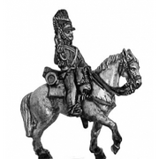 2nd Dragoons Scots Greys trumpeter (18mm)