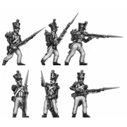 Grenadiers, firing line (18mm)