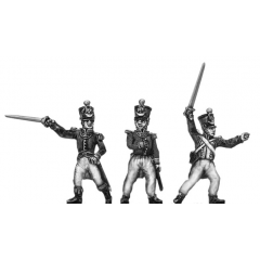 Fusilier, Officers (18mm)