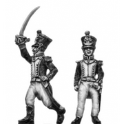 Grenadier, Officers (18mm)