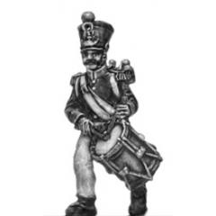 Grenadier, drummer (18mm)
