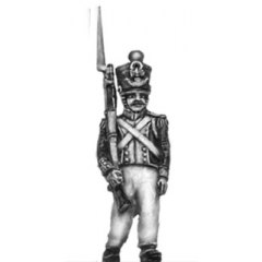 Grenadier, sergeant (18mm)