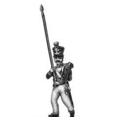 Drapeux : sergeant w flag (18mm)