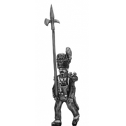 2eme portaigle in bearskin (18mm)