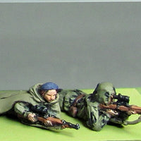 NEW - Soviet Female Snipers (20mm)