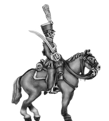 Portuguese Cavalry Officer (18mm)