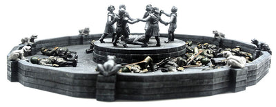 Stalingrad children's fountain (28mm)