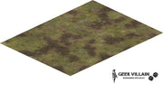 Gaming Mat 6x4 - Muddy Plains