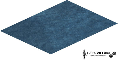 Gaming Mat 6x4 - Blue Sea