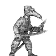 French anteater officer (28mm)