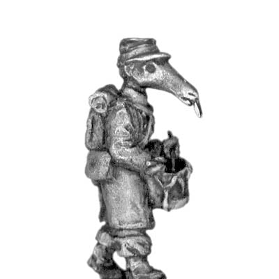 French anteater drummer (28mm)