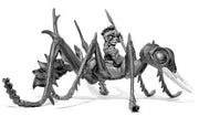 Giant Ant, with Pygmy jockey (28mm)
