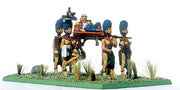 Colonel Simpson and Guardswomen (28mm)
