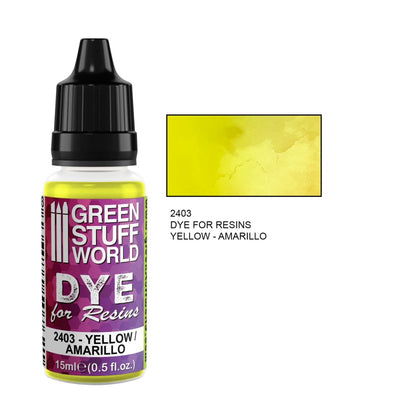 Dye for Resins YELLOW