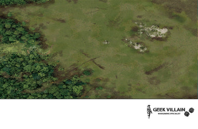 Gaming Mat 6x4 - Edge of the Forest