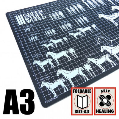 Scale Cutting Mat A3