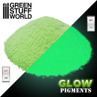 Glow in the Dark - SOUL GREEN