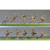 Infantry section, advancing (20mm)