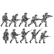 Western Desert Force Infantry, advancing (20mm)