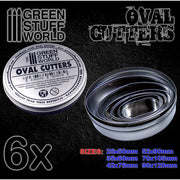 Oval Cutters for Bases