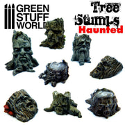 Haunted Trees Stumps