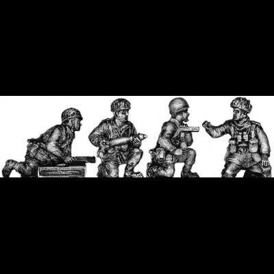 Airborne 6pdr anti-tank crew (20mm)