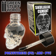 SkullGlue Cement for plastics