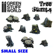 Small Trees Stumps