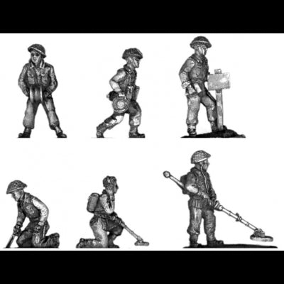 Sappers/pioneers (20mm)