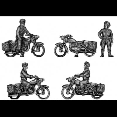Motorcyclists / dispatch riders (20mm)