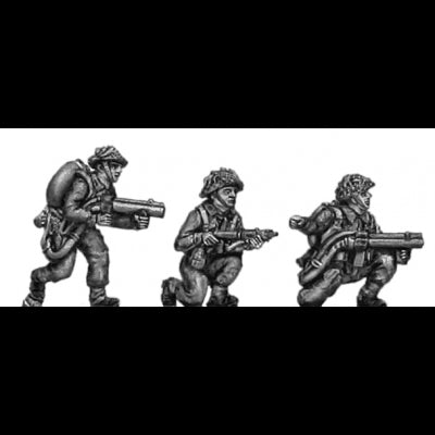 British flamethrowers (20mm)