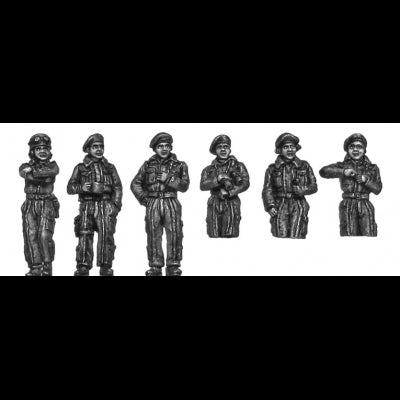 Crew in pixie suits (20mm)