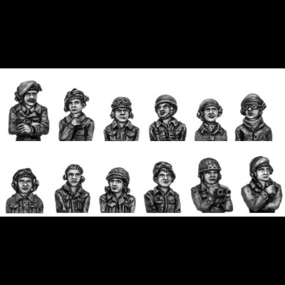 Tank crew for hatches (20mm)