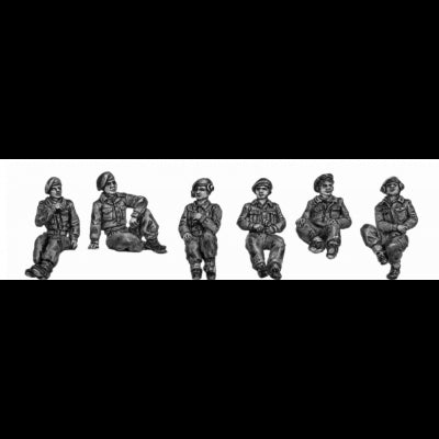 British Battle Dress sitting (20mm)