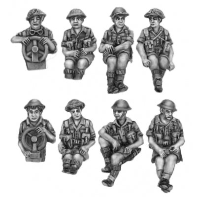 Universal Carrier Crew WDF (20mm)