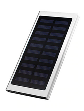 Load image into Gallery viewer, Solar Power Bank 20000mah