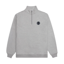Load image into Gallery viewer, Albion Quarter Zip - Grey