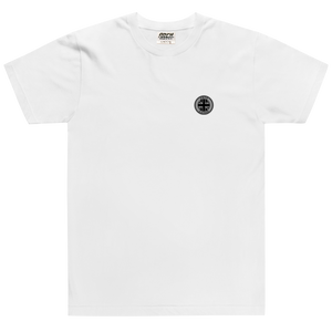 Arch Clothing - Albion Tshirt White